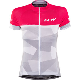 Northwave Origin Jersey korte mouwen Dames, pink/light grey